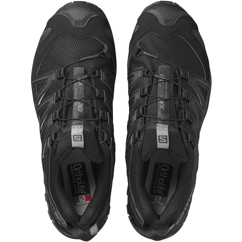 6cb6249777b Salomon XA Pro 3D GTX Løpesko Herre black/black/magnet | Gode tilbud ...